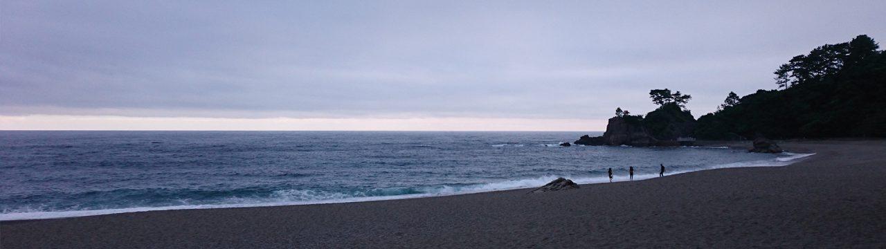 高知の海岸