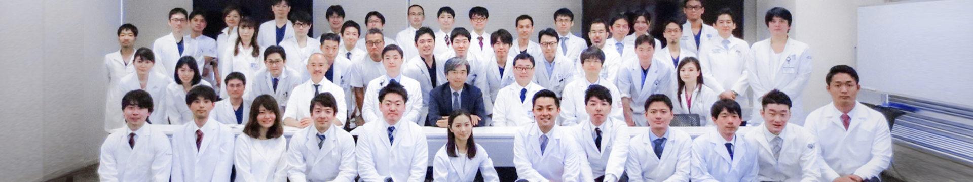 外科学講座について ヒーローイメージ