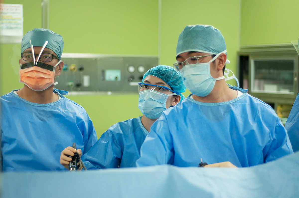 下部消化管外科