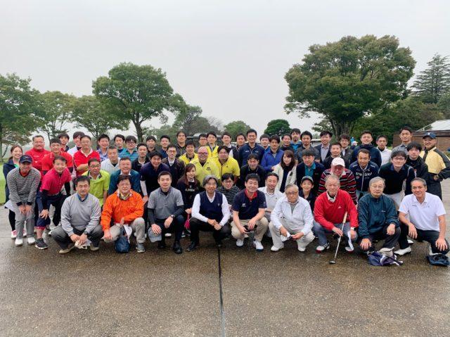 第25回大木杯ゴルフコンペを開催