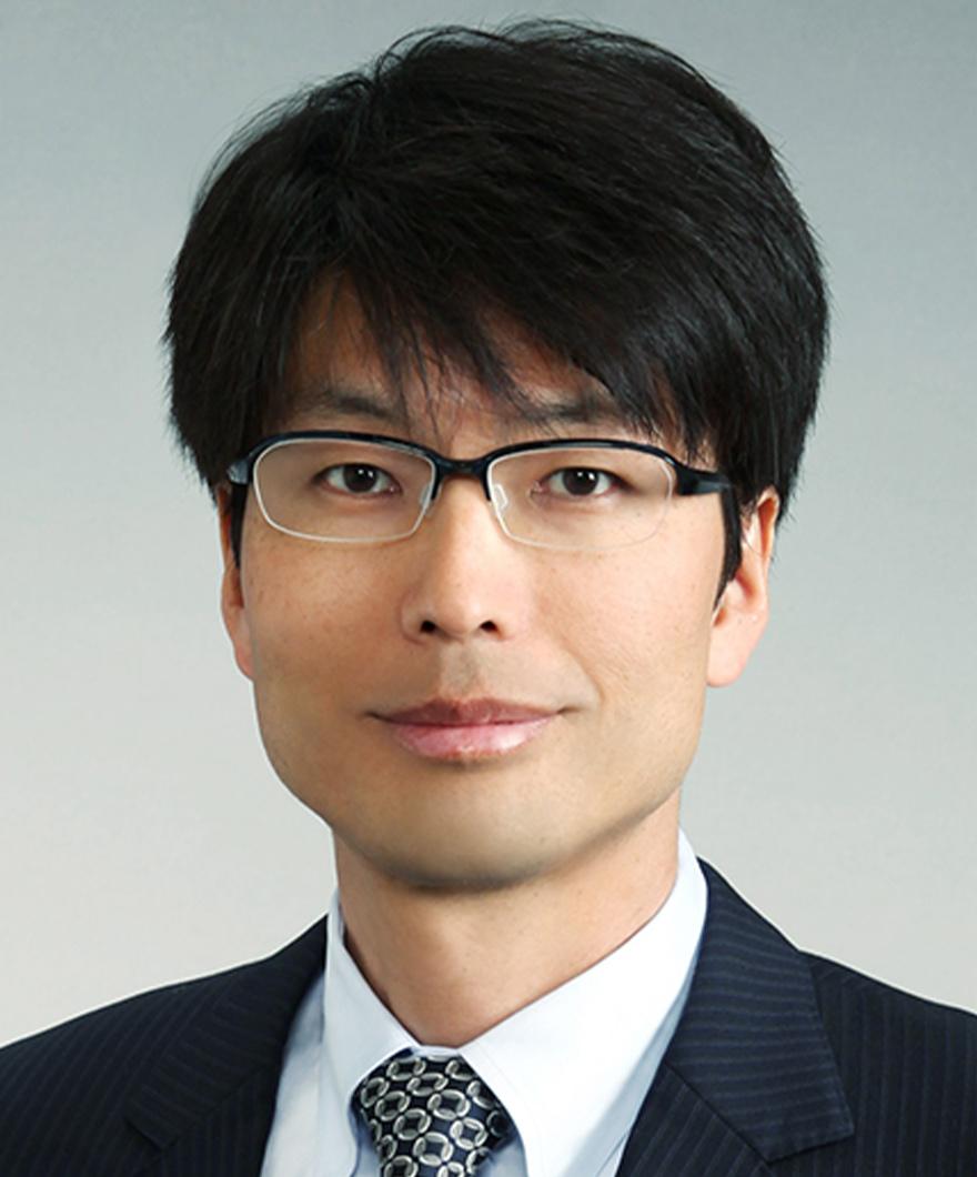 衛藤 謙 分野担当教授